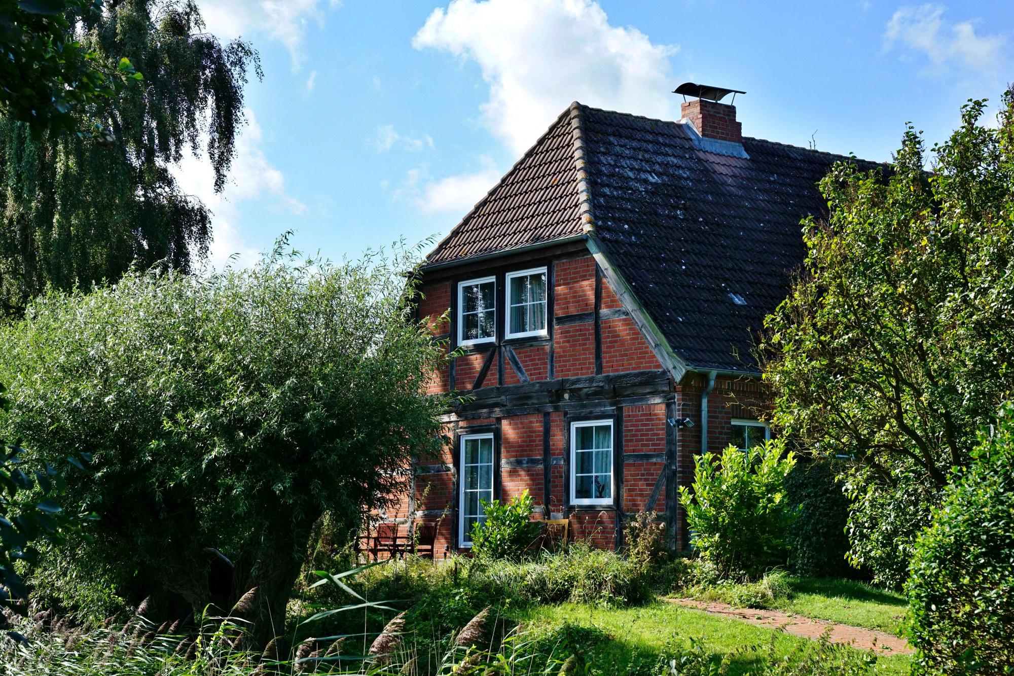 Fachwerkhaus in Arpshagen bei Klütz