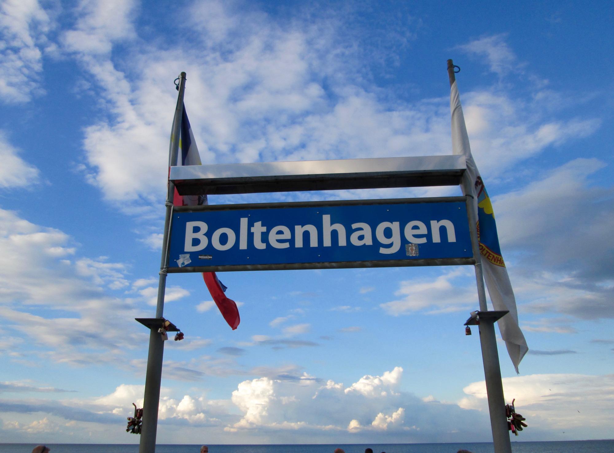 Seebrücke in Boltenhagen